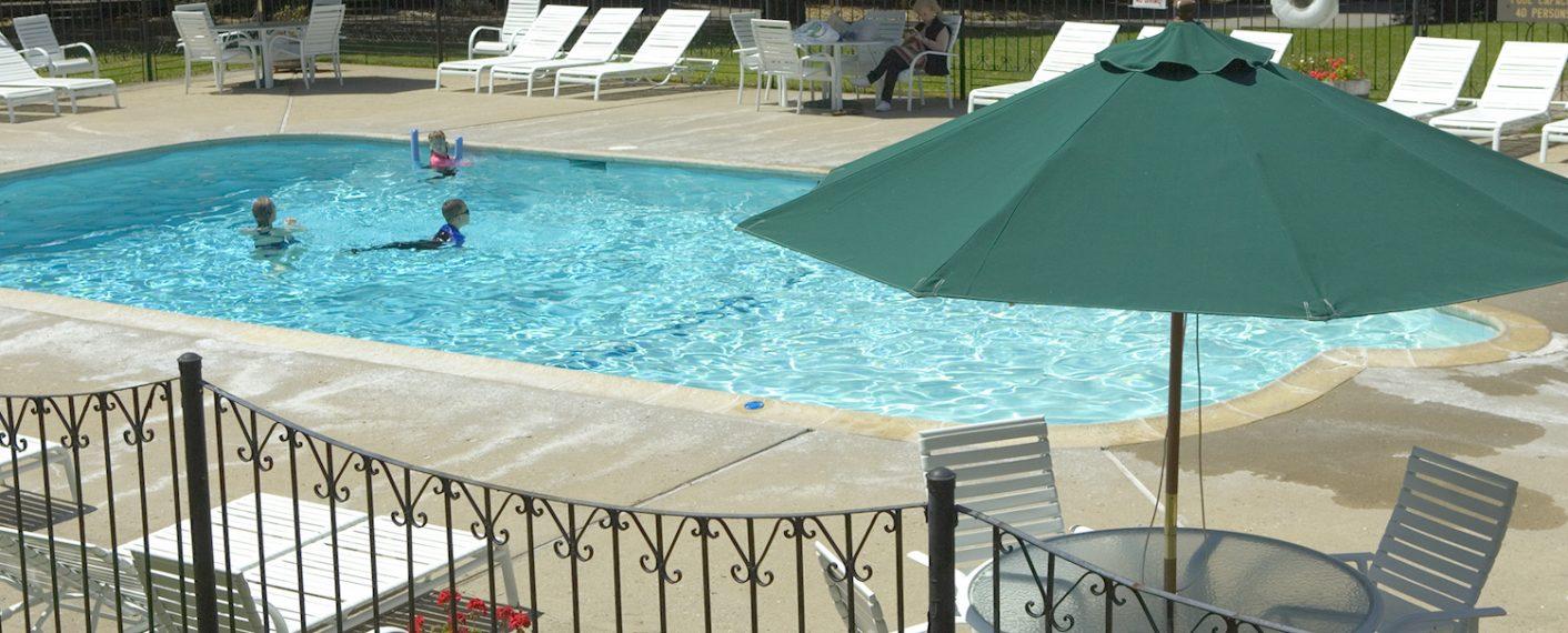 Pool at Big Sur Lodge