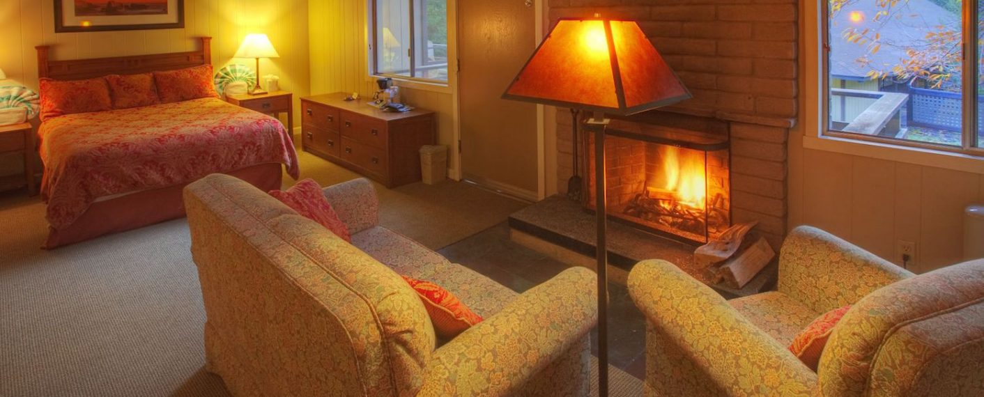 room features big sur lodge