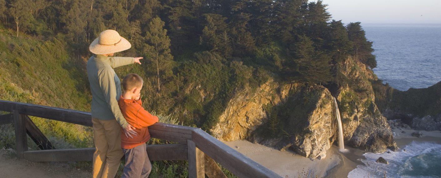 McWay Falls | Historic Sightseeing at Big Sur Lodge