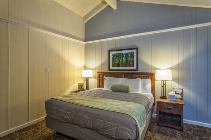 Standard Queen or King Cottages | Room Features | Accommodations | Big Sur Lodge