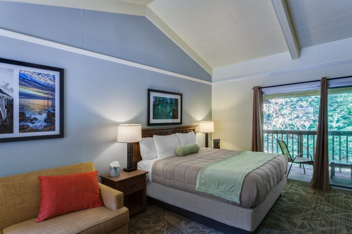 Standard Family Cottage | Room Features | Accommodations | Big Sur Lodge